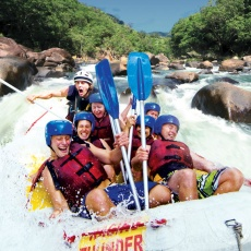 Whitewater Rafitng | Cairns